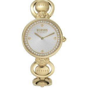 Versace Versus Gold Watch